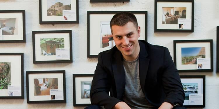 Le patron d'Airbnb fait de l'or avec votre appart