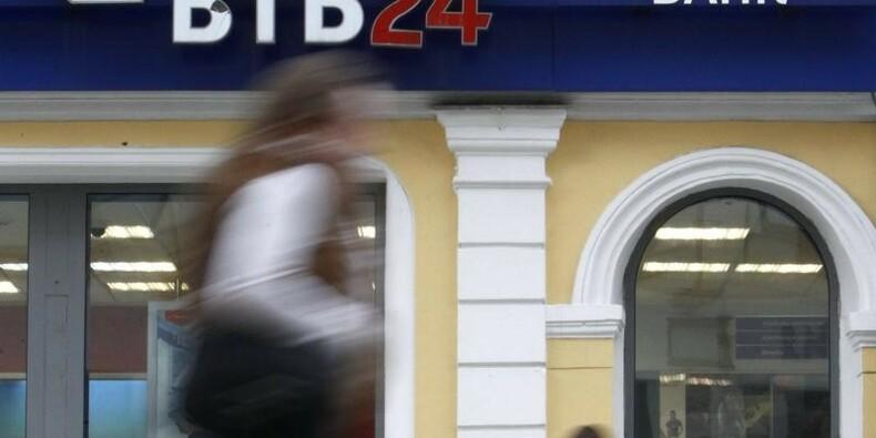 Les grandes banques russes cessent de prêter en Ukraine