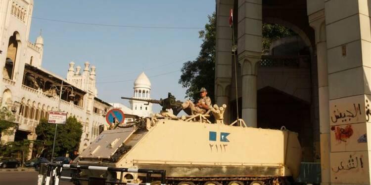 Situation calme en Egypte, où Beblaoui forme son gouvernement