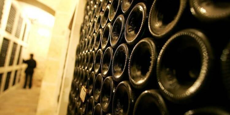 Hausse de la production mondiale de vin, surtout en Europe