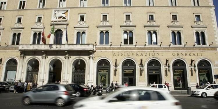 Bénéfice net en hausse de 9,4% au 1er trimestre pour Generali