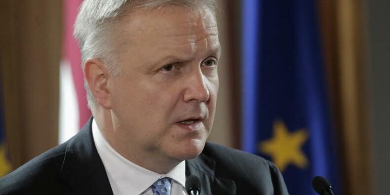 La France doit mettre en oeuvre les réformes promises, dit Rehn