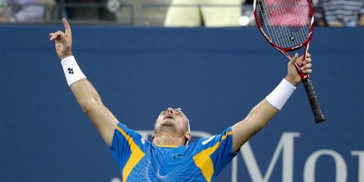 US Open: Novak Djokovic au 3e tour comme d'habitude