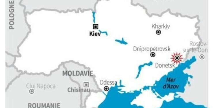 Un cameraman de la télévision russe tué près de Donetsk
