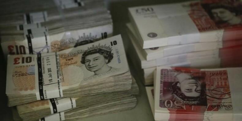 Le déficit budgétaire britannique plus élevé qu'attendu en mai