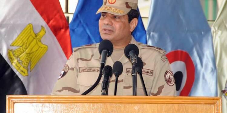 Sissi confirme qu'il sera candidat à la présidence égyptienne