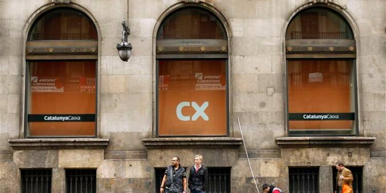 Catalunya Banc supprime plus de 2.000 emplois