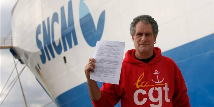 Fin de la grève à la SNCM après les garanties de l'Etat
