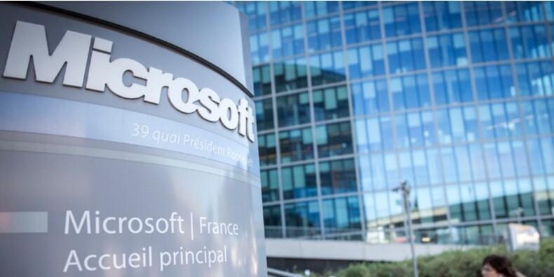Dans les bureaux de Microsoft France, un géant qui veut rester cool