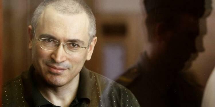 Mikhaïl Khodorkovski est sorti de prison