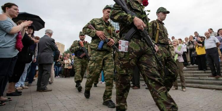 La trêve mise à rude épreuve par les séparatistes en Ukraine