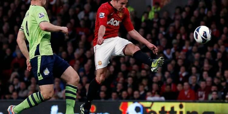 Manchester United décroche son 20e titre de champion d'Angleterre