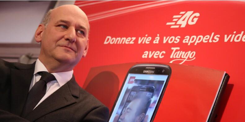 Forfaits mobiles : comment SFR espère contre-attaquer Free