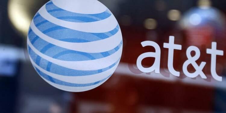 Chiffre d'affaires meilleur que prévu pour AT&T au 2e trimestre
