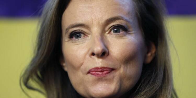 François Hollande assure que Valérie Trierweiler va mieux