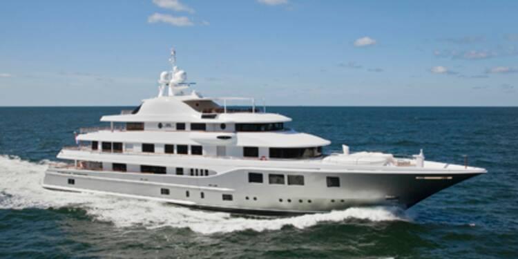 Martin Bouygues s'offre un yacht à 65 millions d'euros