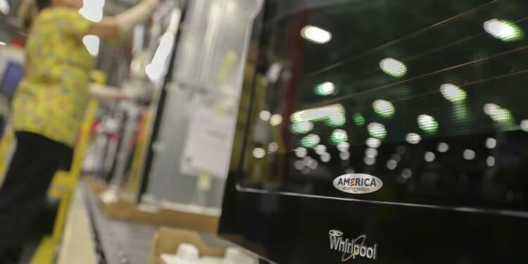 Whirlpool bat le consensus au 3e trimestre, prévisions relevées