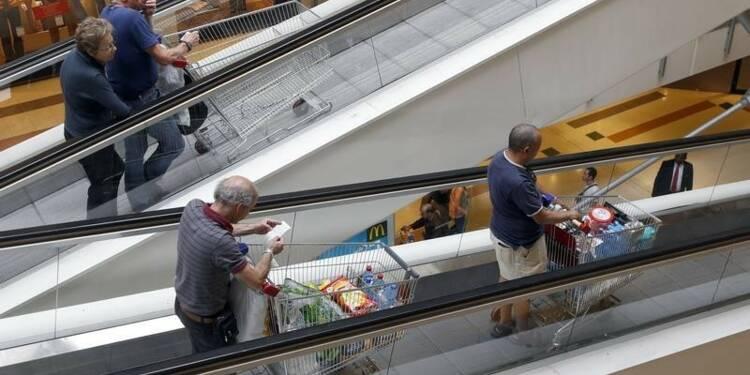 La consommation des ménages augmente de 1% en mai