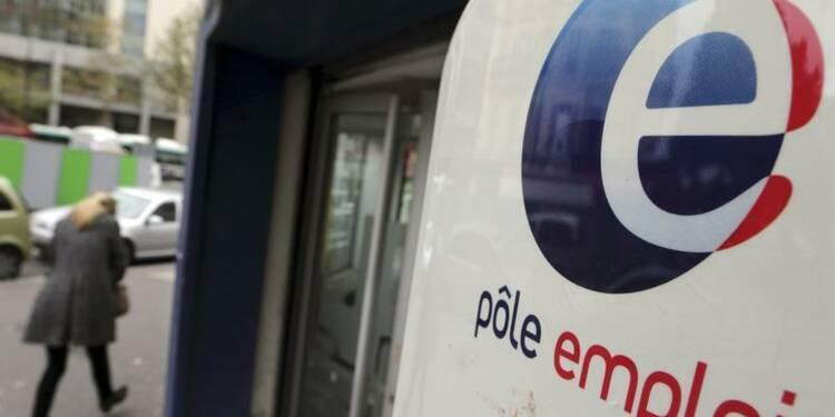 Hollande juge l'inversion de la courbe du chômage bien amorcée