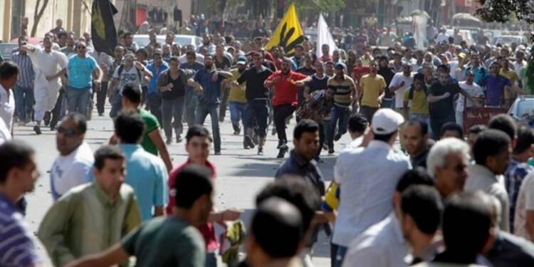 Affrontements en Egypte lors de manifestations pro-Morsi