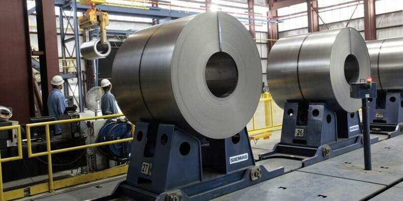 U.S. Steel réduit ses pertes et s'attend à un rebond