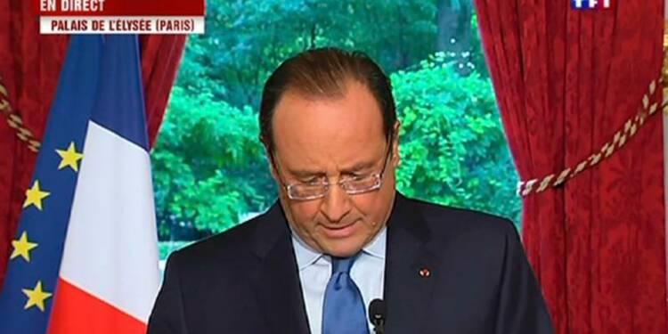 Hollande propose à Leonarda de continuer sa scolarité en France