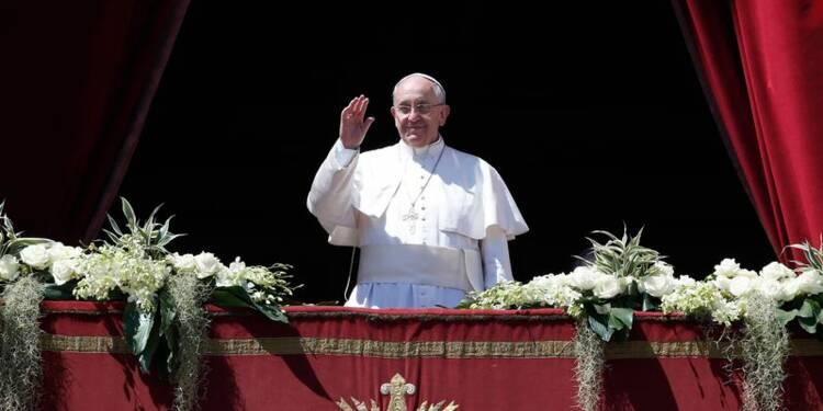 Pour Pâques, le pape plaide pour la paix et contre le gaspillage