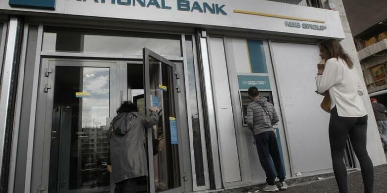 La Banque nationale de Grèce supprime 2.000 postes