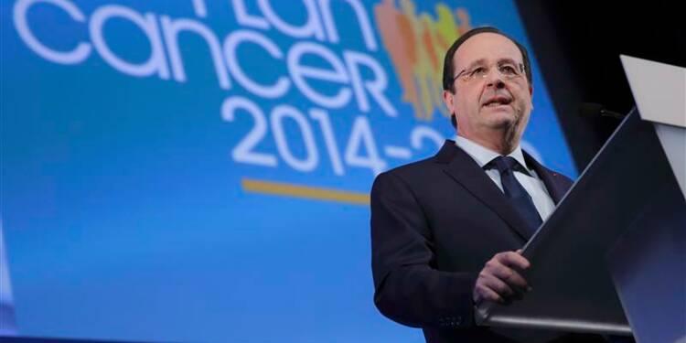 François Hollande lance le troisième Plan cancer