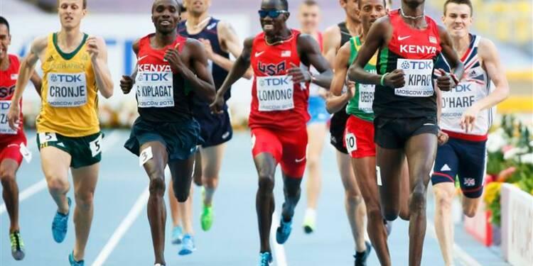 Athlétisme: Carvalho en finale du 1.500m, pas Tahri