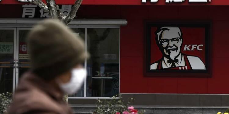 Yum bat le consensus malgré la grippe aviaire en Chine