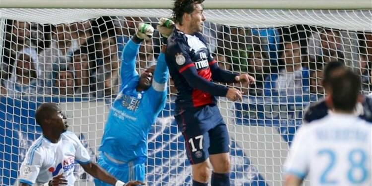 Ligue 1: l'AS Monaco et le PSG ont du caractère