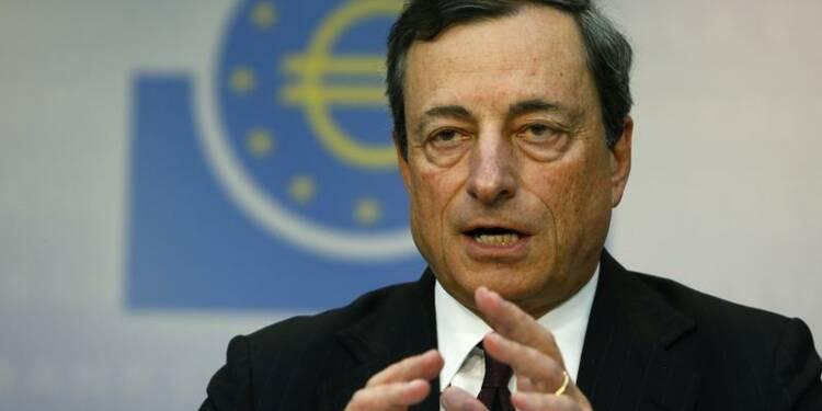 Un an après, la promesse de Mario Draghi se suffit à elle-même