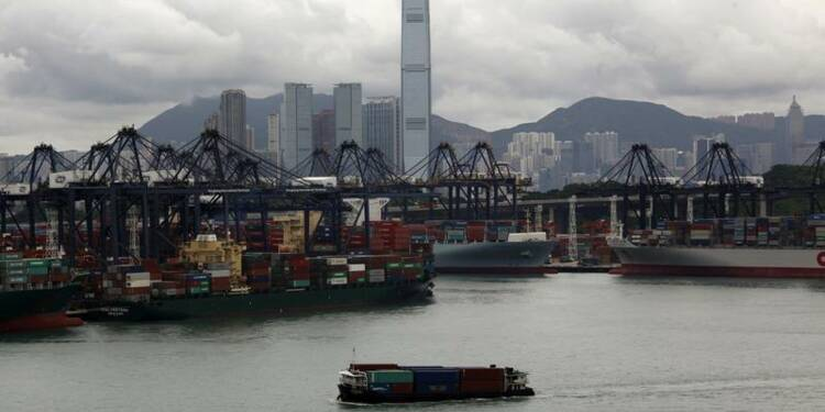 Les exportations chinoises en hausse de 14,7% en avril