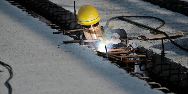 La croissance en Chine pourrait tomber à 7% en 2014
