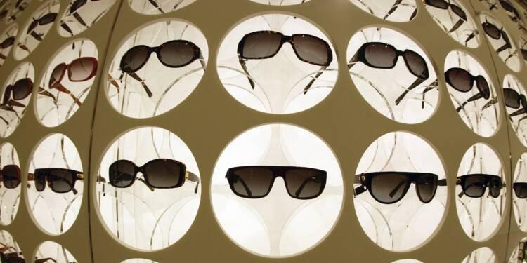 c642bcec23 Les lunettes, nouvel eldorado du luxe - Capital.fr