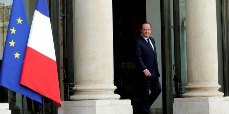 La cote de popularité de Hollande recule encore, selon Ifop