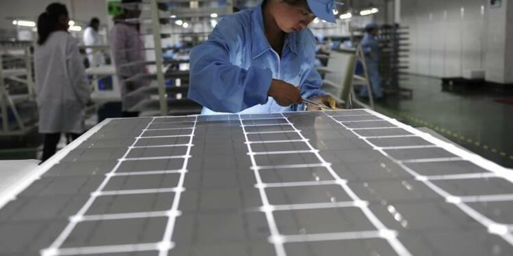 Panneaux solaires: l'UE opte pour la confrontation avec la Chine