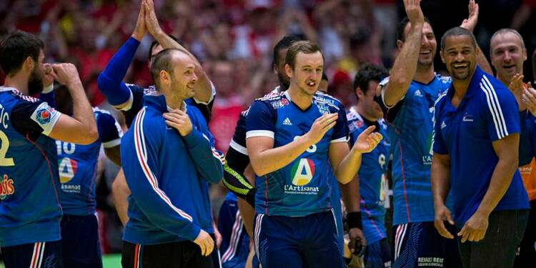 Handball: la France redevient championne d'Europe