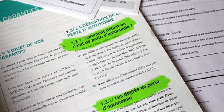Dépendance : 10 milliards d'euros à financer d'ici 2040