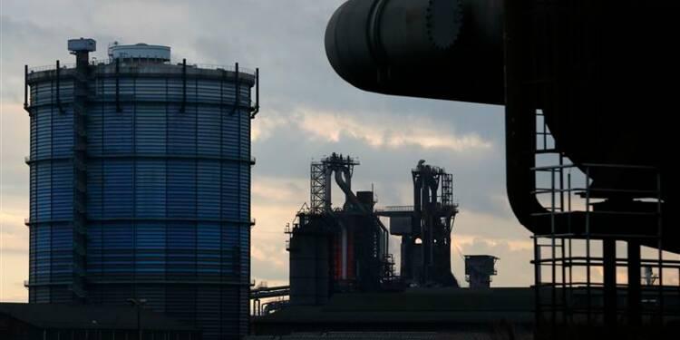 Recul inattendu de la production industrielle en Allemagne