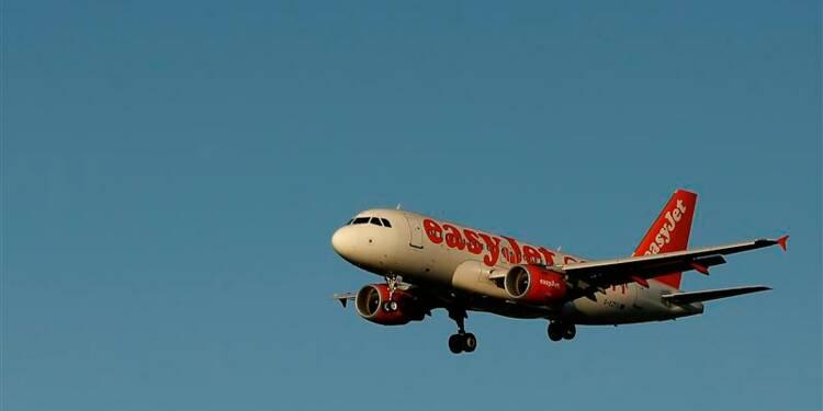 Appel à la grève des pilotes d'EasyJet en France dimanche
