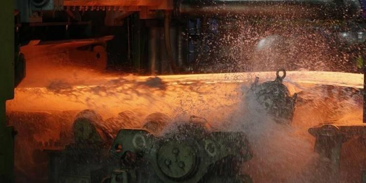 ThyssenKrupp relève ses prévisions
