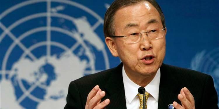 JO: Ban Ki-moon condamne les attaques contre les gays