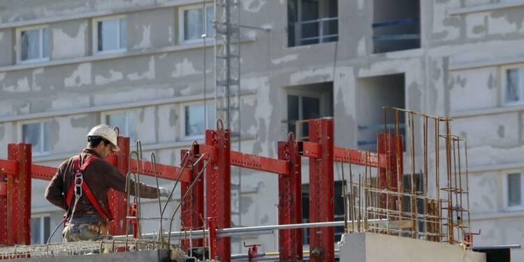 L'immobilier s'enfonce dans la crise, les prix ploient