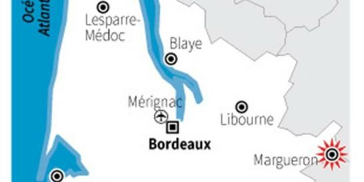 Mort d'un meurtrier présumé en Gironde