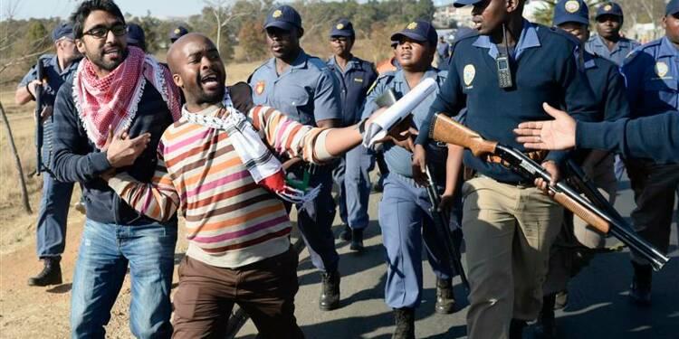 Heurts à Soweto avant la visite de Barack Obama