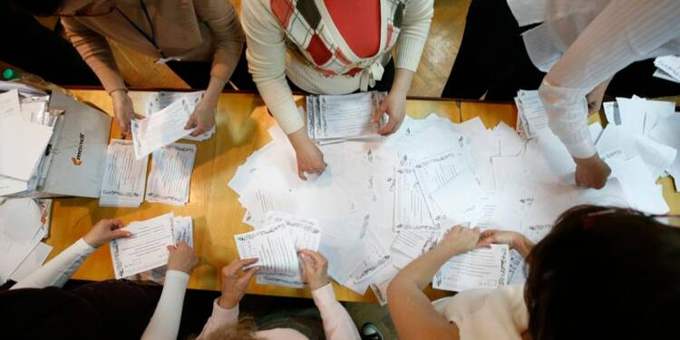 Moscou respecte l'issue du référendum dans l'Est ukrainien