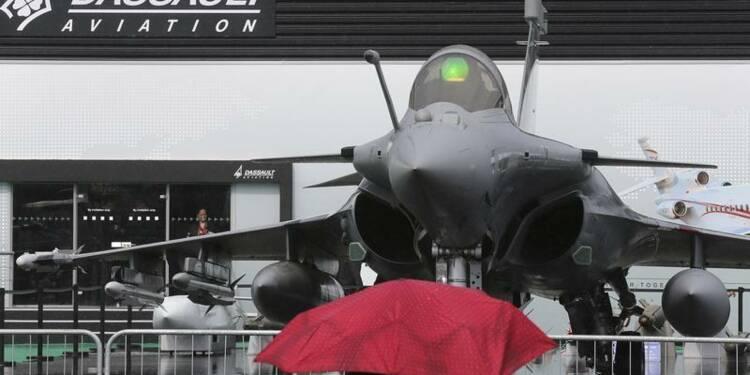 """Le """"shutdown"""" pourrait remettre en cause la prévision de Dassault Aviation"""