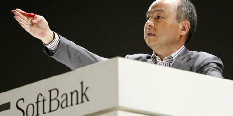 Softbank montre les dents pour le contrôle de Sprint Nextel
